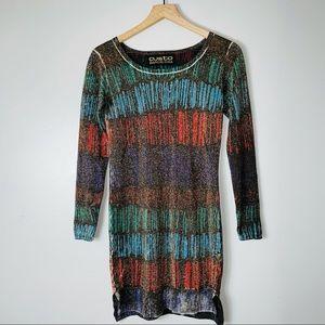 Custo Barcelona Lightweight Sweater Dress